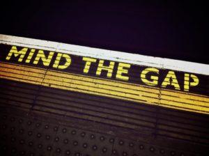 Freelancing - mind the gap 1876790