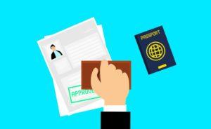 Passport And Visa Copy