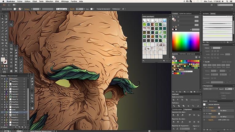 Freelancing - adobe illustrator 2