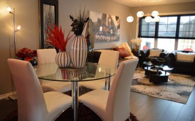 How to make a small living room look bigger and brighter