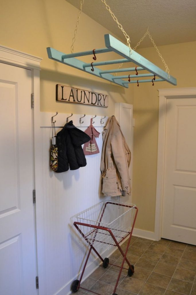 Freelancing - Hanging Clothes Rack Ikea Bar No Closet Solutions Diy Rod Cool Laundry Clothing Target Adjustable Creative Ideas Furniture Glugu Ladder Blue Painted Wall Hangers Tag Loundry Basket Small