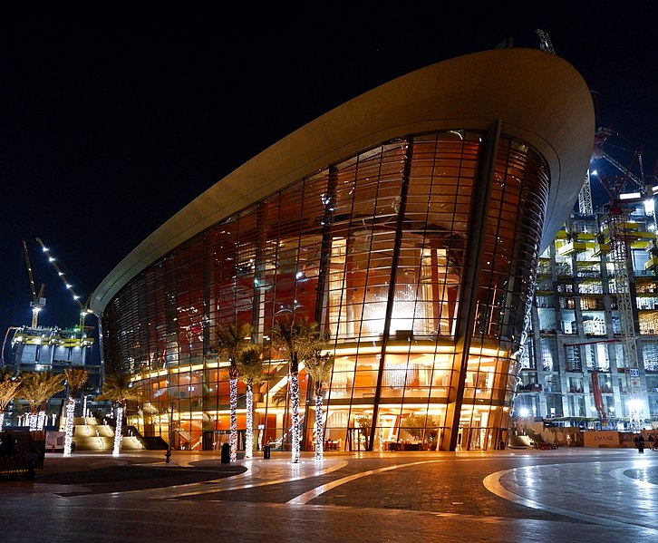 Freelancing - 726Px Dubai Opera
