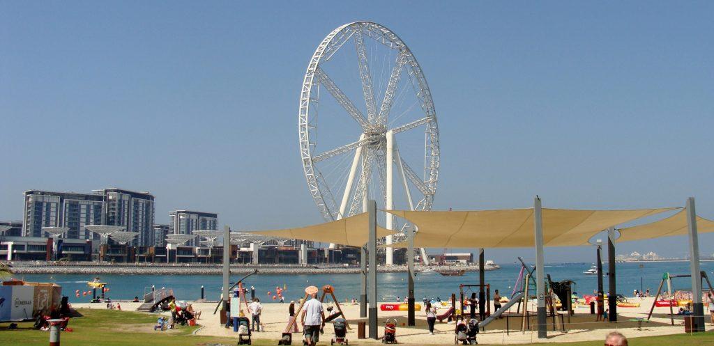 Freelancing - Ferris Wheel Ain Dubai In Dubai 01