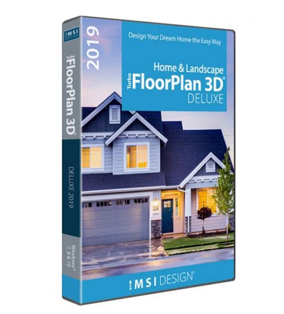 Freelancing - Turbo Floor Plan 3D Deluxe Windows