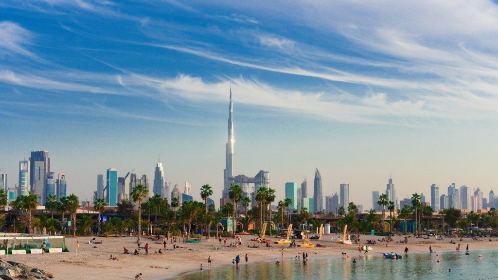Freelancing - Adobe Photoshop Burj Khalifa Dubai 1645605