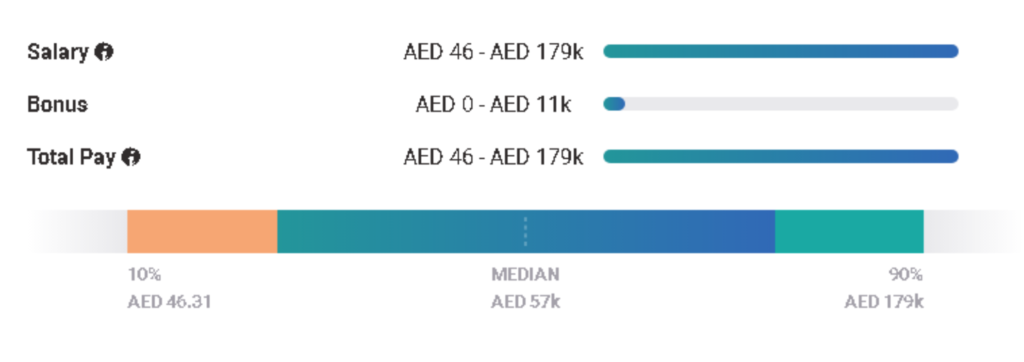 How Much Do Web Developers And Web Designers Earn In Dubai